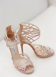 wedding shoes chagne they are but i am positive that i will change my mind