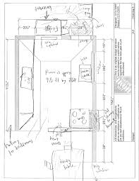 Kitchen Cabinet Layout Design by Galley Kitchen Layout Planning Design Interior U2014 All Home Design