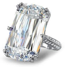 expensive diamond rings chopard s 7 million platinum engagement ring sports a 31 carat