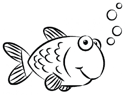 puffer fish coloring printable kids colouring pages bowl