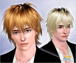 sims 3 hair custom content my sims 3 blog peggy 745 746 hair for males