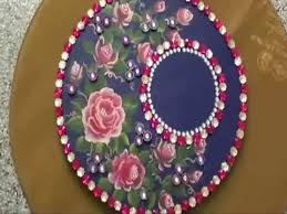 wedding trays wedding trays with mirrors and kundan stones