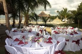 backyard beach wedding decorations