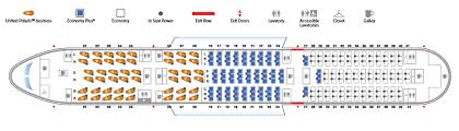 boeing 787 9 seat map boeing 787 9 dreamliner united airlines