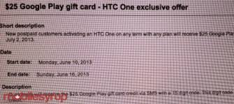 purchase play gift card bell to offer 25 play gift card with htc one purchase