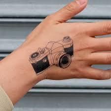 camera tattoos and designs page 6