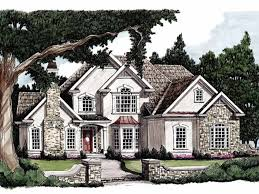 new american home plans eplans new american house plan intricate detailing 2930 square