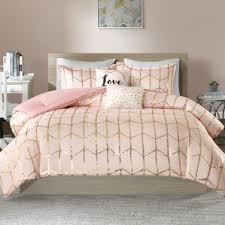 Her Side His Side Comforter Modern Bedding Sets Allmodern