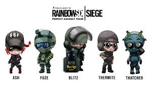 perfect assault team rainbow6