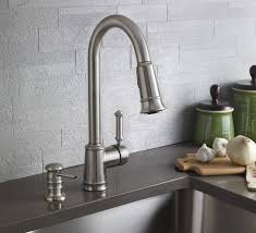 moen lindley kitchen faucet kitchen faucets with soap dispenser 84 on home decoration
