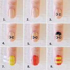 step by step nail art designs for beginners u2013 slybury com