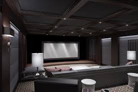 Home Theater Interiors Home Interior Decor Ideas - Home theater interiors
