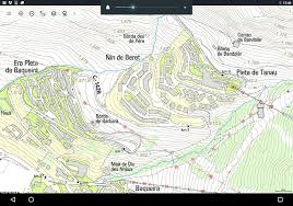 How To Read A Topo Map Spain Topo Maps Android Apps On Google Play