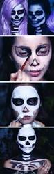 Halloween Skeleton Faces by The 25 Best Skeleton Costume Women Ideas On Pinterest Quick