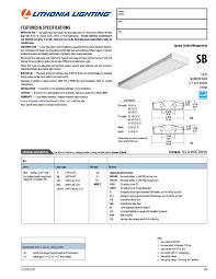 lithonia lighting catalog pdf lithonia lighting fluorescent square 2 l 4 feet 120v wraparound