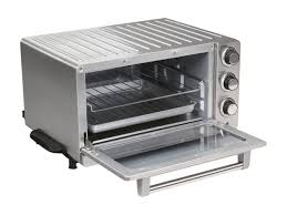 Cuisinart Compact Toaster Oven Broiler Cuisinart Tob 60n Stainless Steel Toaster Oven Broiler With