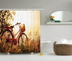 Shower Curtains Sets For Bathrooms by 28 Best Shower Curtains Images On Pinterest Fabric Shower