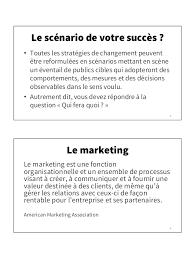 changement si e social association le marketing social que faire et que dire pour persuader
