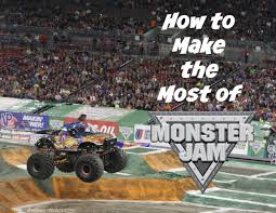 monster truck show january 2015 how to make the most of monster jam run dmt