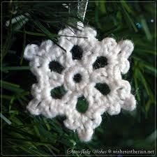 free pattern snowflake wishes 2 wishes in the
