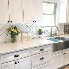 white kitchen backsplash with cabinets 42 trends you need to white shaker kitchen cabinets