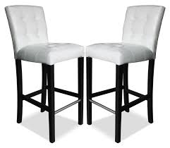 Red Bar Stools With Backs White Leather Bar Stools Furmax White Leather Bar Stools Counter