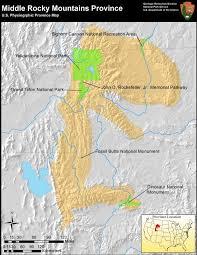rocky mountain system u s national park service