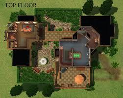 mod the sims villa rossa
