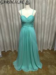 aliexpress com buy gardlilac sleeveless green bridesmaid dress