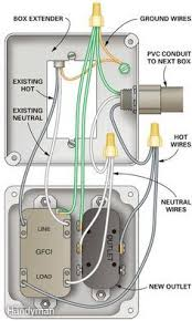 how to wire a finished garage diagram box and electrical wiring