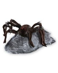 brown jumping spider animated decoration u2013 spirit halloween evil