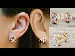 earrings for daily wear gold earrings designs beautiful earrings for