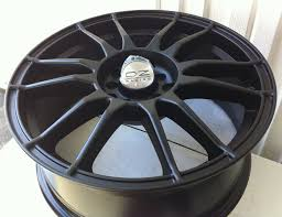 oz rally wheels wts 17x7 5x100 oz racing rims black i club