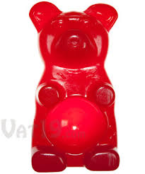 the 26 pound party gummy bear gigantic gummy candy