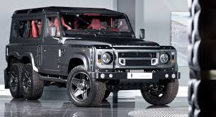 mercedes amg 6x6 price you can now buy kahn s 6x6 flying huntsman for half the price of
