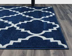 navy blue area rug safavieh cambridge cam123g navy blue ivory