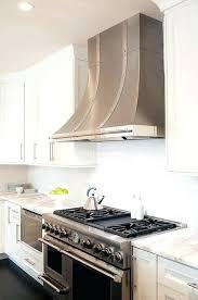 Modern Kitchen Range Hoods - 30 under cabinet stainless steel range hood vent bhi 66750 island