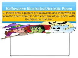 Acrostic Thanksgiving Poem Acrostic Poems Ppt