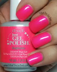 ibd ingenue ibd just gel nail polish color ibd just gel