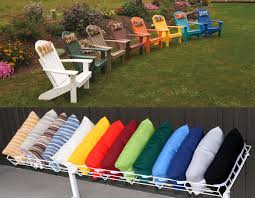 Straps For Patio Chairs by Adirondack Chair Head Pillows 16x8