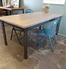 Cypress Dining Table by Collection Sarasota Architectural Salvage