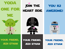 yoda valentines card 14 free printable wars valentines for kids classrooms
