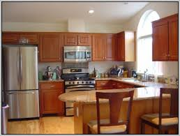 tag for kitchen wall color ideas with cherry cabinets brown