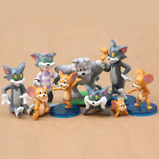 tom and jerry cake topper pcs tom and jerry spike figures cake topper toys ebay