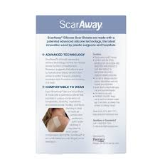 Best Sheet Brands On Amazon by Amazon Com Scaraway Professional Grade Silicone Scar Treatment