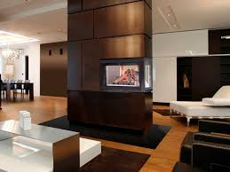 three sided electric fireplace fireplace decor pinterest
