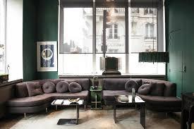 Brown Interior Design by Top Interior Designers Christian Liaigre U2013 Covet Edition