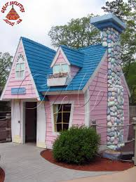 granny houses grannys house at six flags great adventure