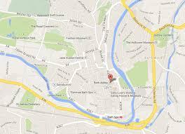 map uk bath maps bath uk tourism accommodation restaurants whats on