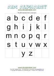 printable alphabet letters templates abc alphabet chart